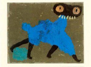 cuadro de Paul Klee