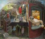 """""""Mirror of life"""" de Henry Koerner"""