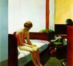 """Hotel room"" de Edward Hopper"