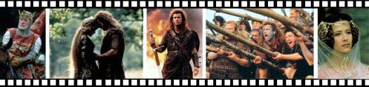 fotogramas de la película Braveheart