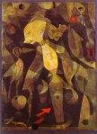 Aventura de una joven Paul Klee