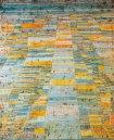 Caminos principales y calles laterales Paul Klee