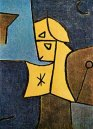 Guardián celeste Paul Klee