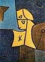 Guardián celeste Paul Klee