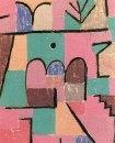Jardín oriental Paul Klee