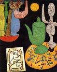 Naturaleza muerta Paul Klee