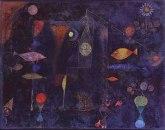 Pez mágico Paul Klee