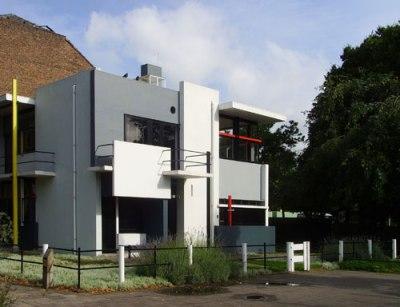 Casa Rietvel Schröder