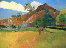 gauguin_paisaje_tahitiano