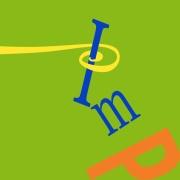 Composición tipográfica cómica