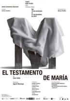 El testamento de María de Isidro Ferrer-Centro Dramático Nacional