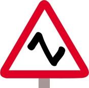 Z curva peligrosa
