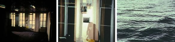 "Fotogramas de ""Wavelength"" de Michael Snow"