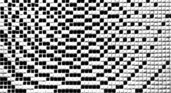 """""""The Flicker"""" de Tony Conrad-Hoja de tiempo de exposición"""